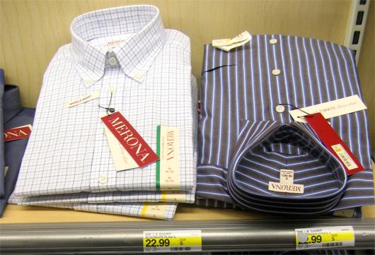 target merona dress shirts