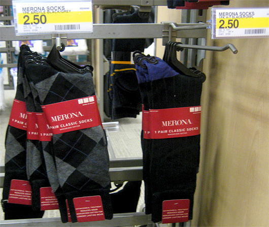 target merona dress socks
