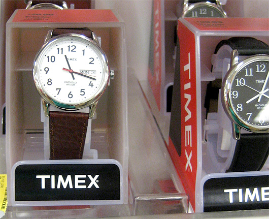 timex watch at target
