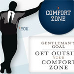 Gentleman's Goal: Get Outside Your Comfort Zone