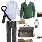 The Getup: Mid-week Smart Casual