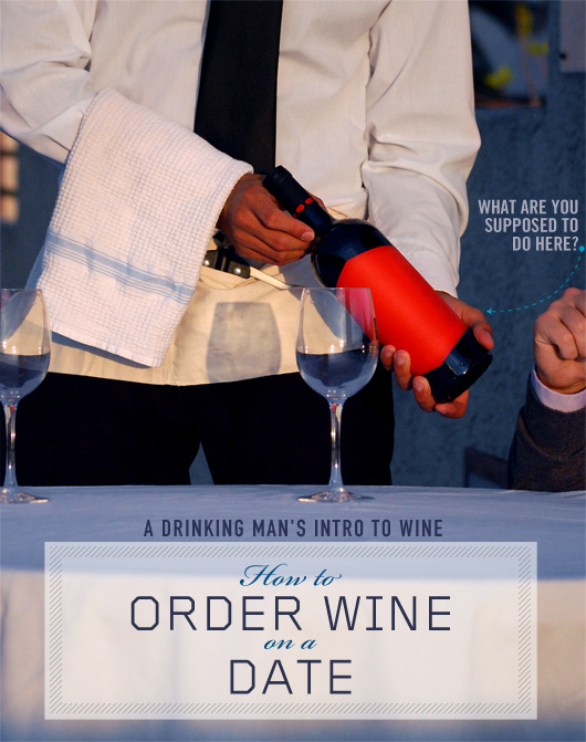 How to Order Wine on a Date