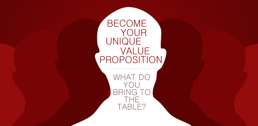 Become Your Unique Value Proposition