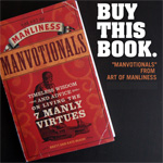 "Buy This Book: ""Manvotionals,"" the New Book from Art of Manliness"