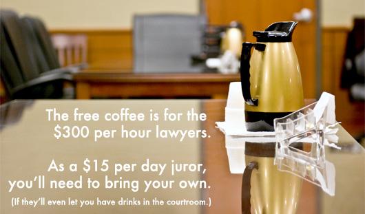 jury duty idiots