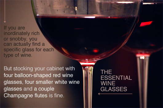 how to serve wine