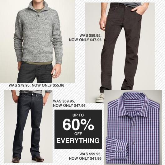 Gap items from Black Friday