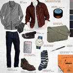 The Getup: Early Winter Wednesday