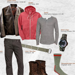 The Getup: Rugged Casual