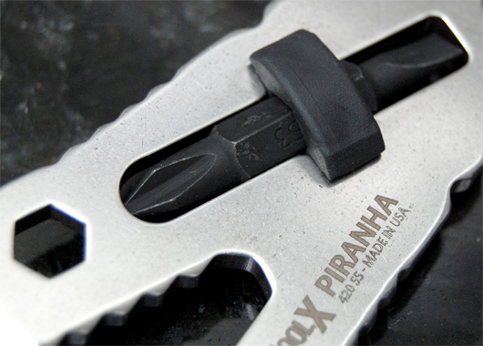 piranha pocket tool x