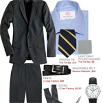 3 Interview Getups PLUS Enter to Win an iPhone 4s & $200 American Express Gift Card!