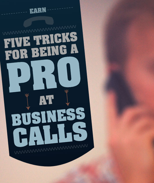 5 Tricks for Being a Pro at Business Calls
