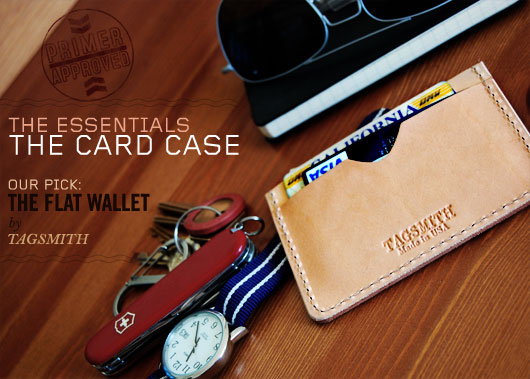 The Essentials: The Card Case