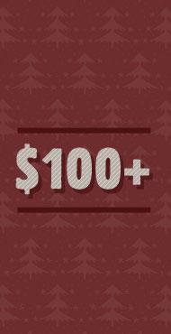 gift ideas for guys over $100