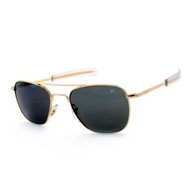 A close up of sunglasses