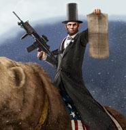 Lincoln Epic Art