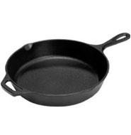 Cast iron pan