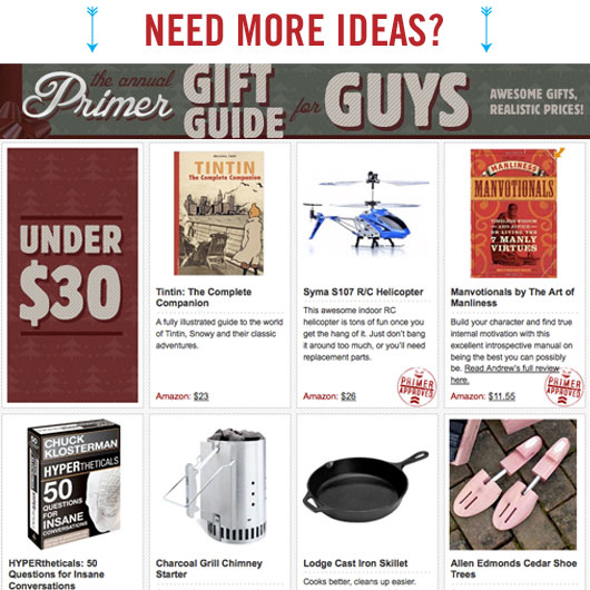 5 Unique Gifts Ideas For Men | Primer
