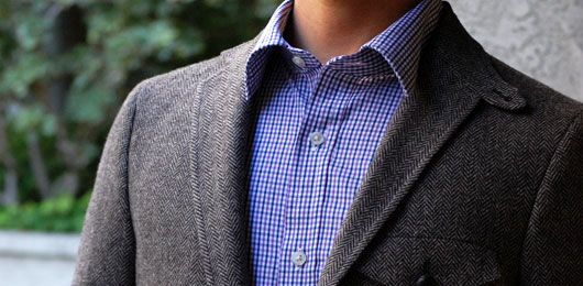 On Sale: Our Sportcoat Pick from Lands' End Canvas