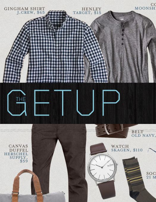 The Getup: A Full Saturday