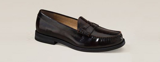 A pair of loafers