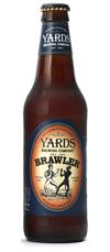 Yards beer bottle