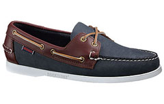 sebago two tone
