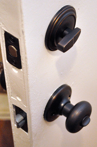 How To Change Your Girlfriends Front Door Lock And Deadbolt Primer