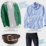The Getup: Simple Spring