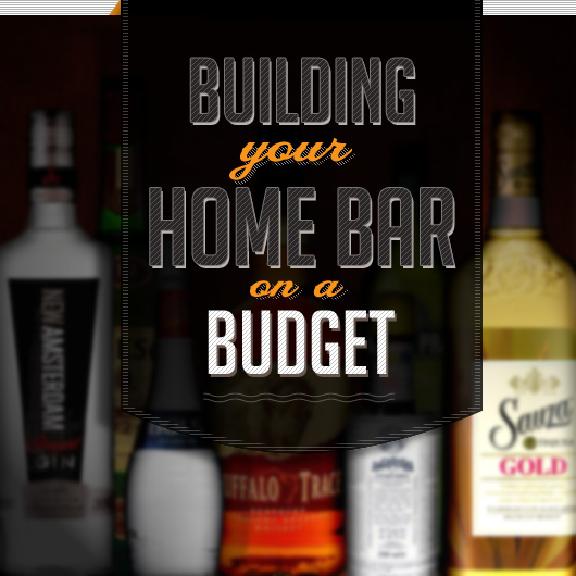 Building Your Home Bar on a Budget