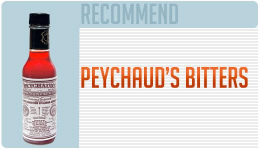 Peychaud\'s bitters
