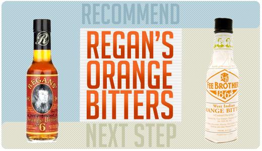 Regan\'s orange bitters