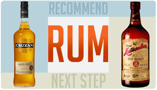 Rum recommend and next step