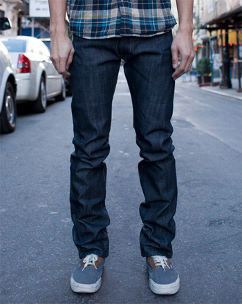 self edge jean fit