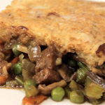 GamerKitchen: Beer-Braised Beef Pot Pie