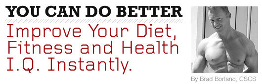 You Can Do Better 2: Improve Your Diet, Fitness and Health I.Q. Instantly