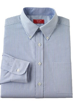 Oxford Cloth Buttondown. A type of business dress shirt favored by prep schools and adherents to the trad lifestyle.
