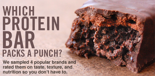 Which Protein Bar Packs a Punch?