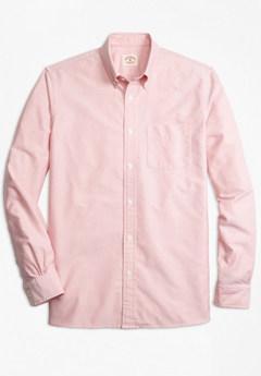Pink dress shirt