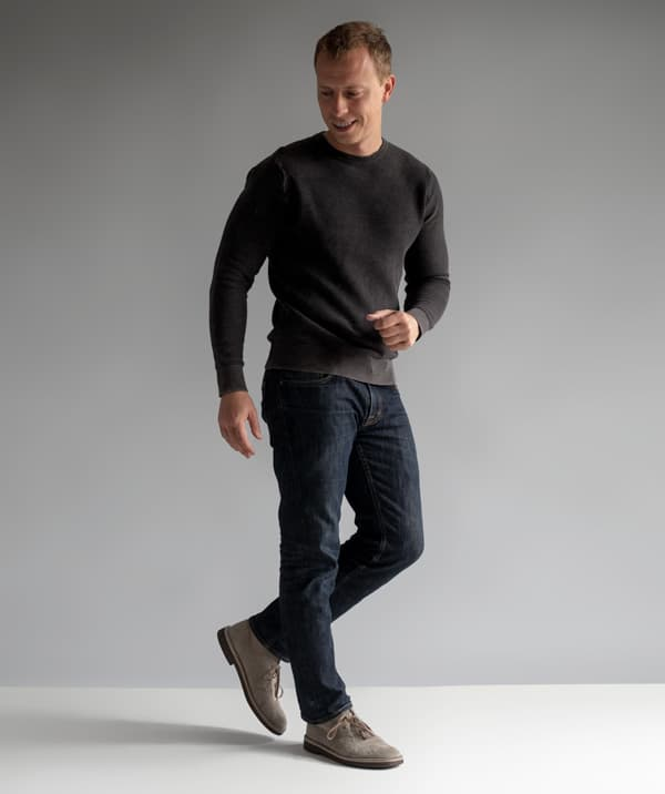 how mens jeans should fit