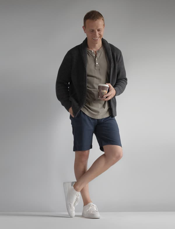 how mens shorts should fit