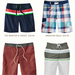 Sharp Shorts: 8 Pairs of Swim Trunks Under $30