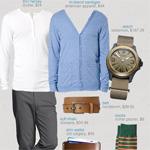 The Getup: Sharp Casual Without A Collar
