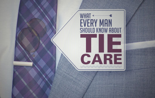 What Every Man Should Know About Tie Care