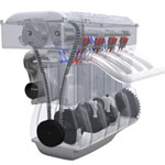 How a Car Engine Works (Video)