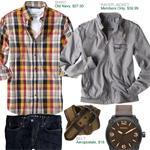 The Getup: Easy Early Fall Casual