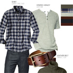 The Getup: Watching the Game at the Bar & Exclusive 20% Off at us.levi.com