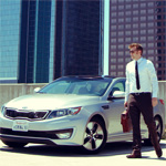 The Everyman Test Drive: Kia Optima Hybrid