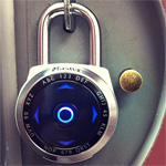 Your Next Gym Lock is from the Future: Masterlock dialSpeed Electronic Combination Lock