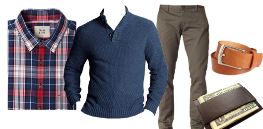 The Getup: Fall Casual & Exclusive 20% Off at us.levi.com
